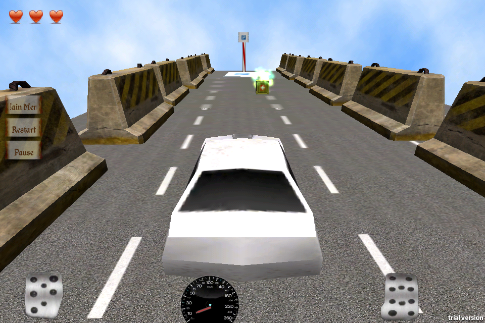 Screenshot 3D Car Parking